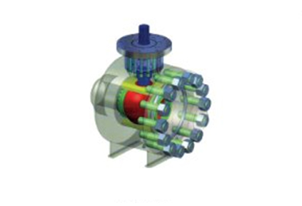 Side Entry Subsea Ball Valve