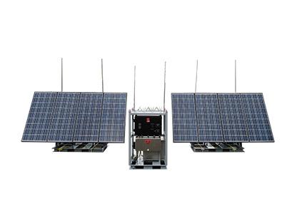 Zone 1 Solar Power Package