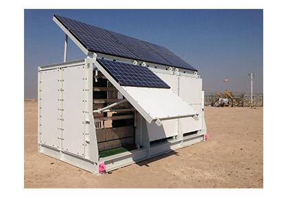 Zone 2 Solar Power System